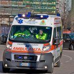 Ambulanza come taxi, voleva farsi accompagnare a visitare il compagno ricoverato a Formia