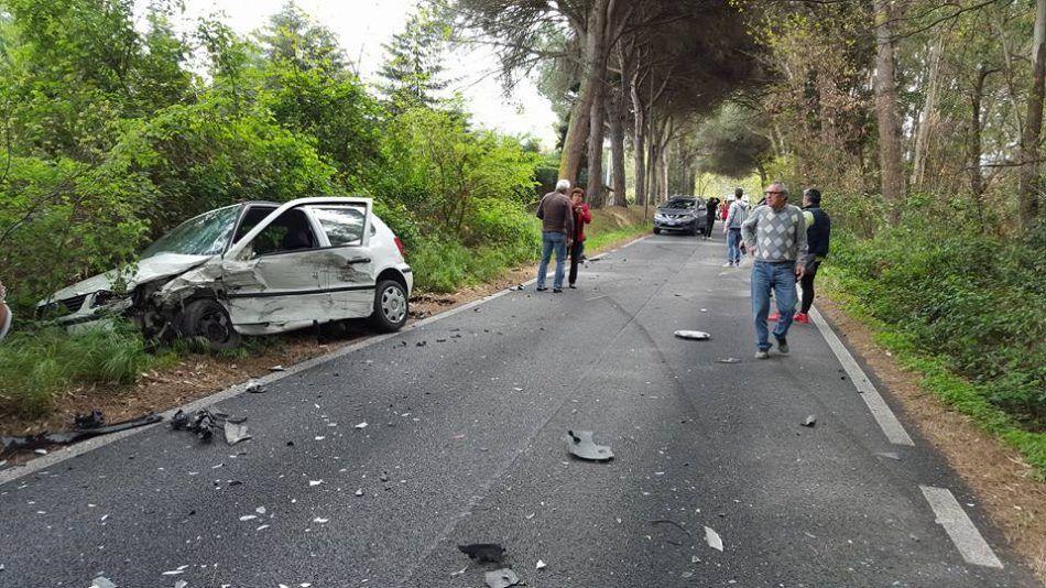 incidente via Lunga