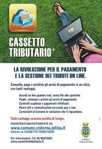 Cassetto tributario_Cisterna