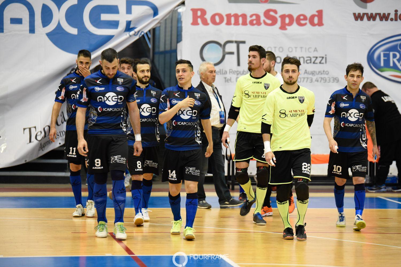 Latina Calcio a 5, altri cinque giocatori lasciano la squadra ...