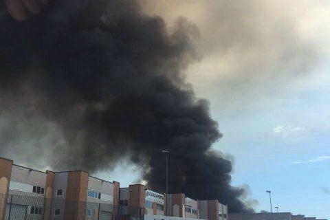 Incendio EcoX, l'ONA continua ad assistere i cittadini