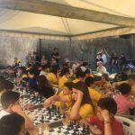 Domenica di scacchi a Sermoneta