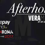 """I """"Veramadre"""" a Rock in Roma per aprire il concerto degli """"Afterhours"""""""