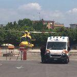 Bimbo di 4 anni muore schiacciato sotto un cancello