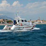 """Operazione """"Mare Sicuro"""", i controlli della Guardia Costiera durante il ponte di Ferragosto"""