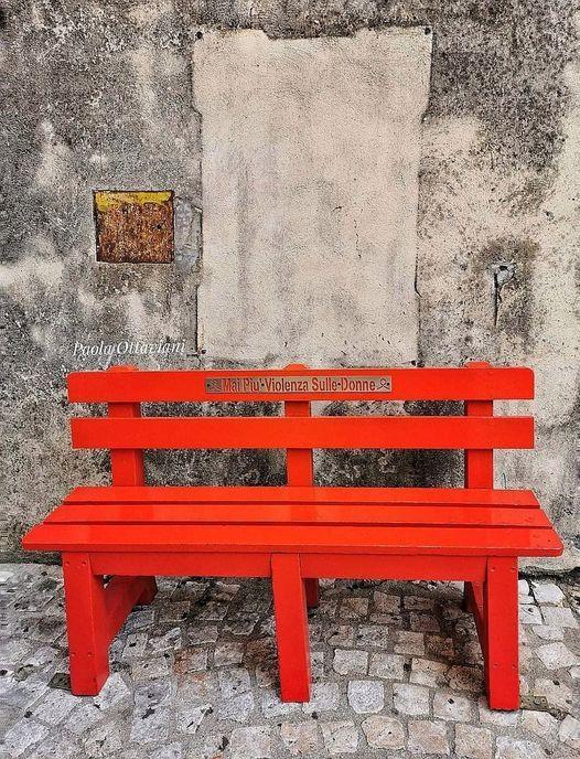 Piazza di Roccagorga. Foto di Paola Ottaviani